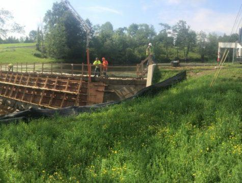 Mill Pond Dam