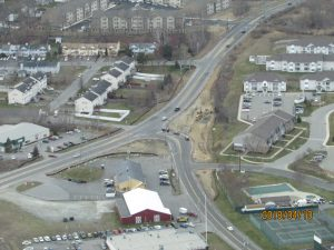 Middletown NY Roundabout for CR-78