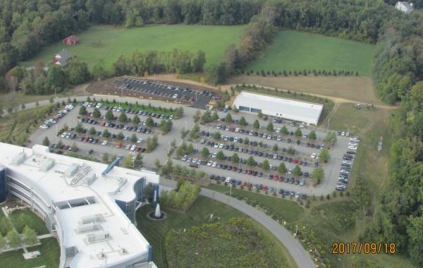 Mediacom Parking Lot Addition
